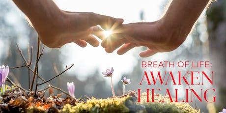 Breath of Life: Awaken Healing (Midtown)  boletos