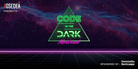 Code in the Dark Montreal tickets