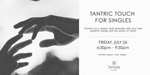 Tantric Touch for Singles Workshop
