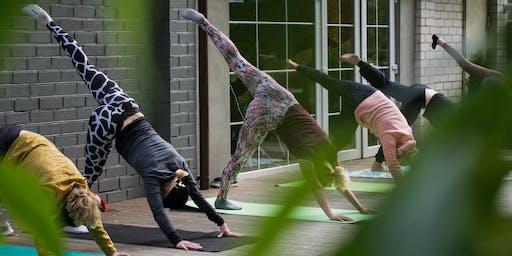 Yogafaith Monday Class