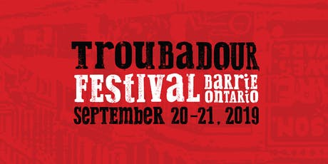 Troubadour Festival 2019 tickets