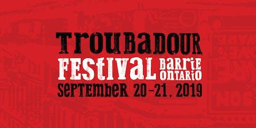 Troubadour Festival 2019
