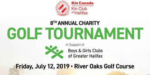 8th Annual Charity Golf Tournament in Support of the Boys and Girls Clubs of Greater Halifax