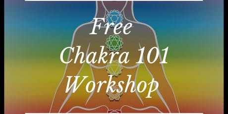 Free Chakra Workshop tickets