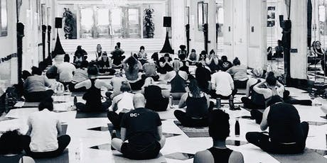 Yoga at The Mayflower Hotel tickets
