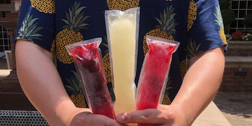 Tasting Room: Frozen Negroni 'Otter Pop' Popsicles for No Kid Hungry