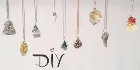 DIY-Wire Wrapping for Beginners with Rebecca tickets