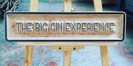 THE BIG GIN EXPERIENCE tickets