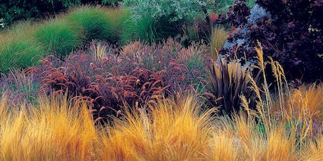 Ornamental Grasses for the Modern Garden tickets