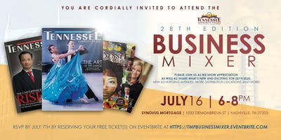 28th Edition Business Mixer