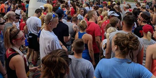 Fourth of July Fun Run in Annapolis