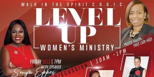 LEVEL UP Womens Conference