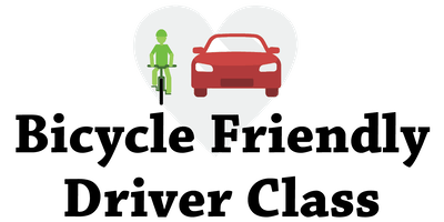Bicycle Friendly Driver Class @ East Harris County Activity Center
