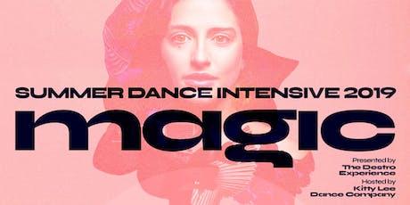 MAGIC SUMMER DANCE INTENSIVE tickets