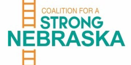 Coalition for A Strong Nebraska Membership Meeting tickets