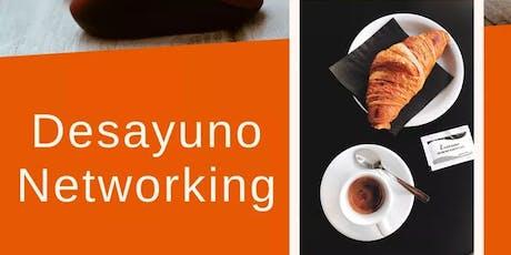 Desayuno Networking entradas
