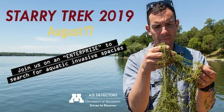 Starry Trek 2019 tickets