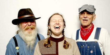 Tool Shed | A Night of Old Time Folk & Bluegrass Songs tickets