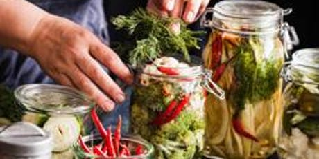 Wild food and fermentation tickets