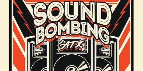 Soundbombing ATX tickets