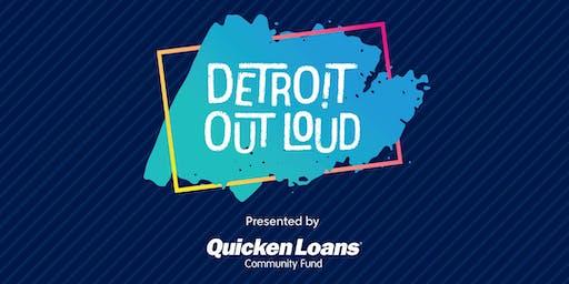 Detroit Out Loud 2019