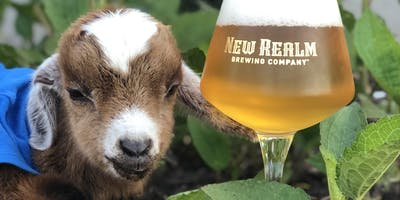 Beer & Goat Yoga