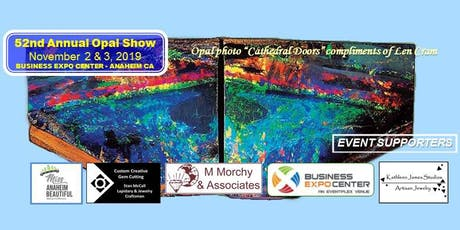 52nd Annual Opal, Gem and Jewelry Show tickets