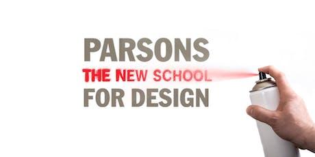 "Parsons ""Reunion"" tickets"