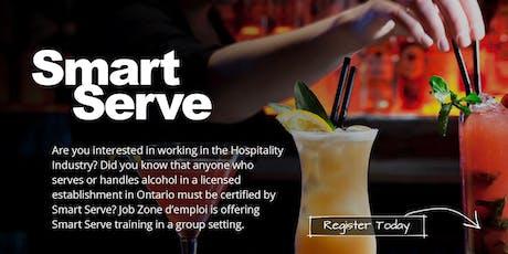 Smart Serve - July 23, 2019 tickets