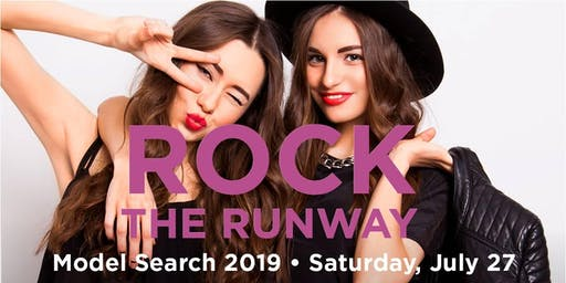 Rock the Runway Model Search