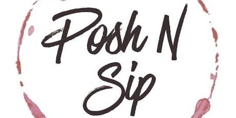Charlotte Posh N Sip! tickets