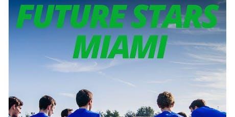 Future Stars Miami Soccer Clinic tickets