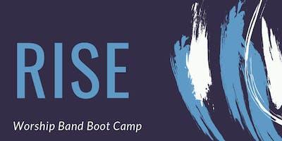 RISE Worship Band Training Boot Camp MID-WEST 2019 (Kansas City, MO)