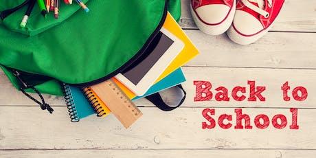 Back to School Celebration 2019 tickets