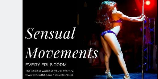 Sexy, Sensual Pole Dancing Classes for Beginners