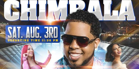 CHIMBALA LIVE ON STAGE :: MIDNIGHT CRUISE PARTY :: FIND THE PARTY INC tickets