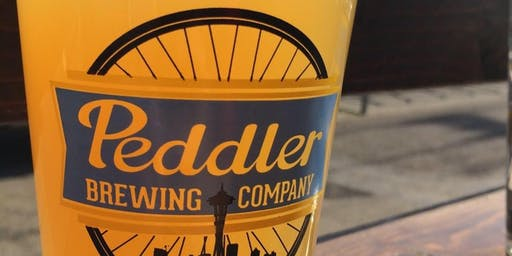 Summer Comedy Series @Peddler Brewing