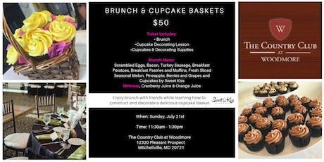 Brunch & Cupcake Baskets tickets