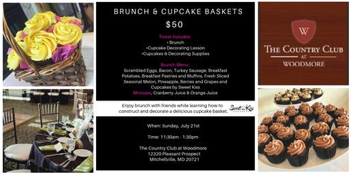 Brunch & Cupcake Baskets