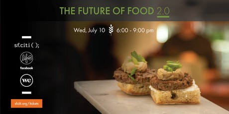 The Future of Food 2.0: Plant-Based Investing tickets