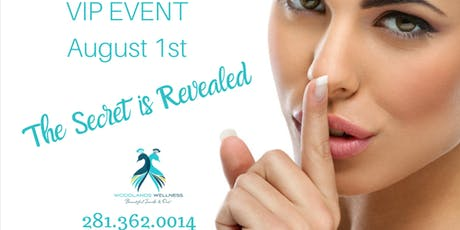 VIP EVENT - The Secret to Beautiful Skin! tickets