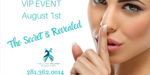 VIP EVENT - The Secret to Beautiful Skin!