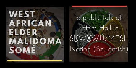United in Spirit: A Public Talk with Elder Malidoma Somé tickets