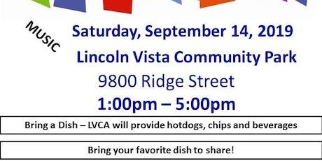 Lincoln Vista Community Day tickets