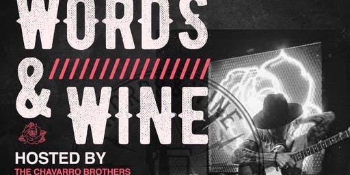 Words & Wine Open Mic at Las Rosas Ft. Naked Vengeance & Excuse My Timing