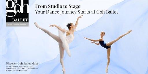 Vancouver, Discover Goh Ballet Main
