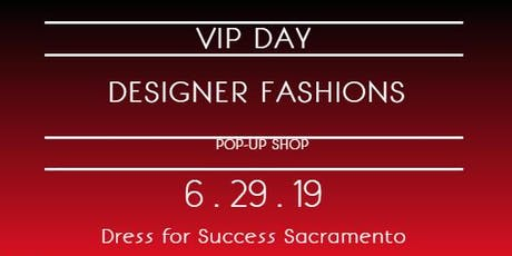 VIP Day -  Summer Pop-Up Shop tickets