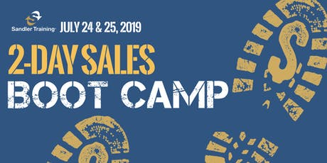 2 Day Sales Boot Camp tickets
