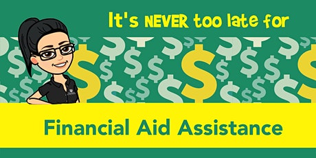 Financial Aid Workshop tickets