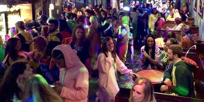 Massive Downtown San Diego Onesie Bar Crawl